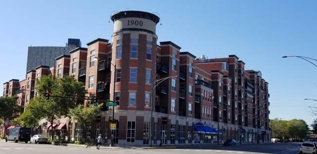 1910 S State Street #301, Chicago, IL 60616 (MLS #11249217) :: John Lyons Real Estate