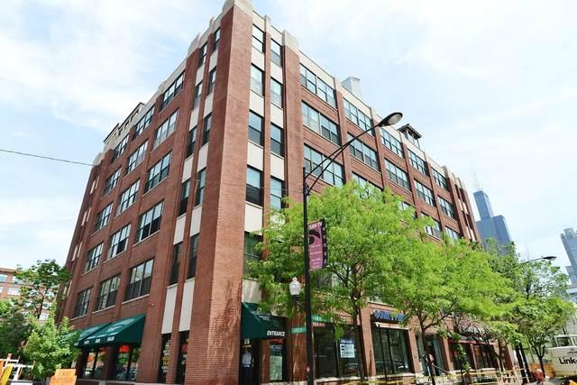 812 W Van Buren Street 5G, Chicago, IL 60607 (MLS #11249223) :: Lux Home Chicago