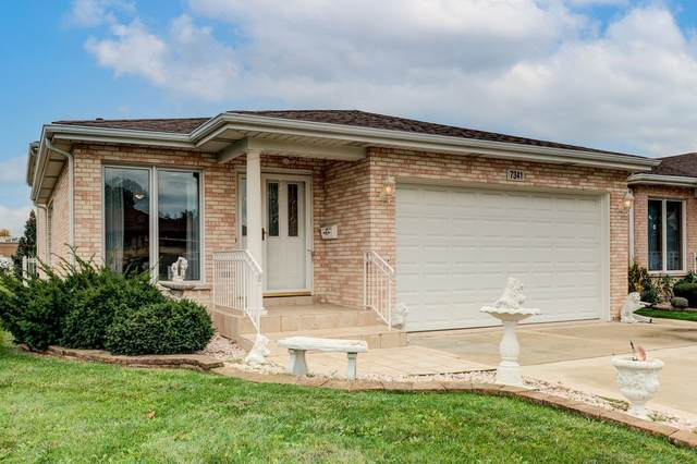 7341 W Ainslie Street, Harwood Heights, IL 60706 (MLS #11249235) :: The Wexler Group at Keller Williams Preferred Realty