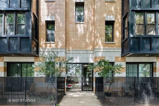 2235 N Lister Avenue #201, Chicago, IL 60614 (MLS #11249245) :: John Lyons Real Estate
