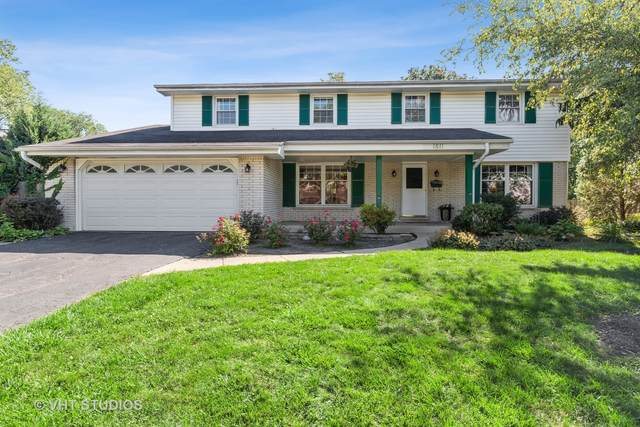 1611 Imperial Drive, Glenview, IL 60026 (MLS #11249248) :: The Wexler Group at Keller Williams Preferred Realty