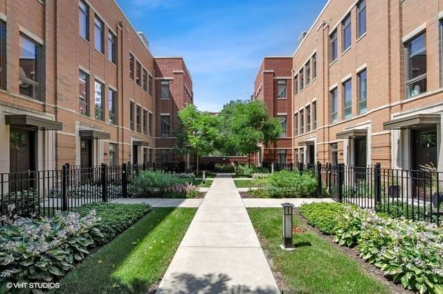 1632 S Prairie Avenue #3, Chicago, IL 60616 (MLS #11249263) :: John Lyons Real Estate