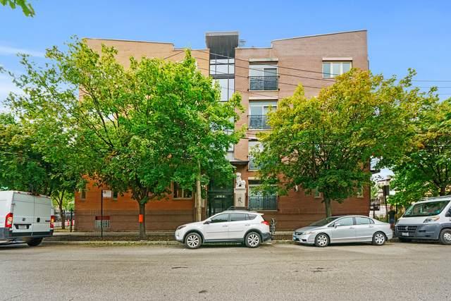 1800 W Erie Street #6, Chicago, IL 60622 (MLS #11249283) :: Lux Home Chicago