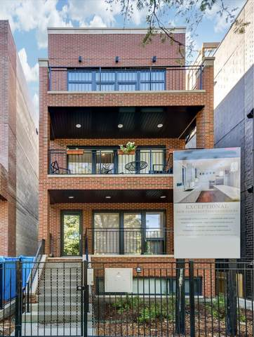 1107 N Paulina Street #1, Chicago, IL 60622 (MLS #11249286) :: Lux Home Chicago