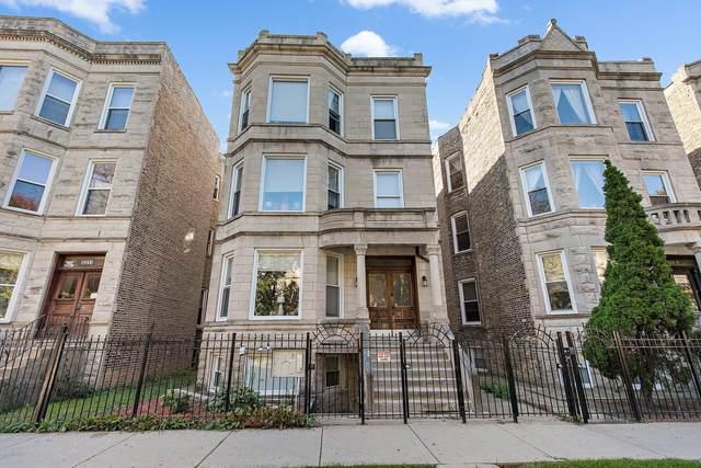 3315 W Pierce Avenue #1, Chicago, IL 60651 (MLS #11249295) :: Lewke Partners - Keller Williams Success Realty