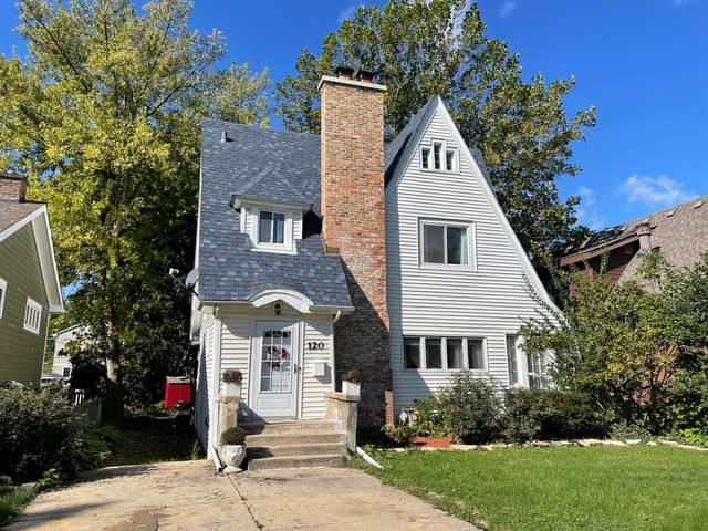 120 S Lombard Avenue, Lombard, IL 60148 (MLS #11249302) :: John Lyons Real Estate