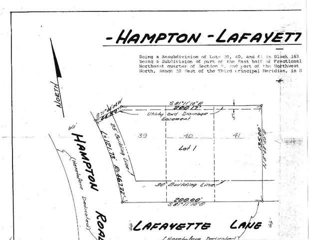 450 Lafayette Lane, Hoffman Estates, IL 60169 (MLS #11249309) :: John Lyons Real Estate