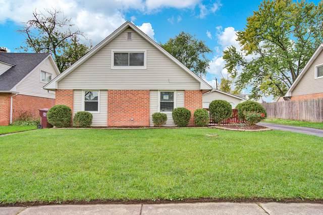250 W Raye Drive, Chicago Heights, IL 60411 (MLS #11249314) :: John Lyons Real Estate
