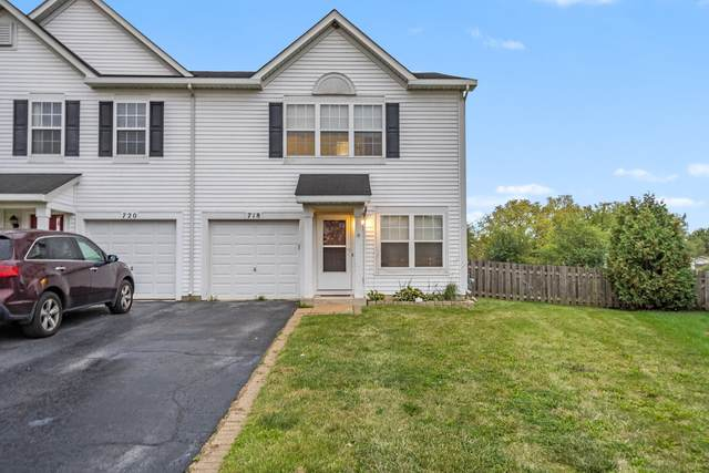 718 Eberly Court, Plano, IL 60545 (MLS #11249327) :: The Wexler Group at Keller Williams Preferred Realty