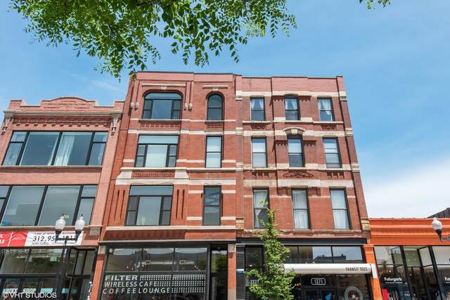 1373 N Milwaukee Avenue #3, Chicago, IL 60622 (MLS #11249347) :: Lux Home Chicago