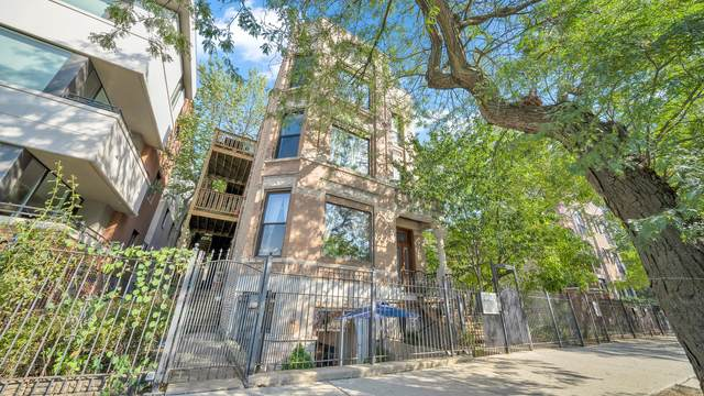 2057 N Kedzie Avenue G, Chicago, IL 60647 (MLS #11249352) :: John Lyons Real Estate
