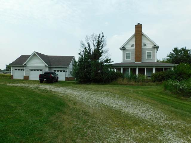1124 W Old Monee Road, Crete, IL 60417 (MLS #11249402) :: John Lyons Real Estate