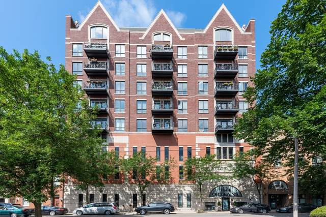 1444 N Orleans Street 6F, Chicago, IL 60610 (MLS #11249409) :: Lux Home Chicago