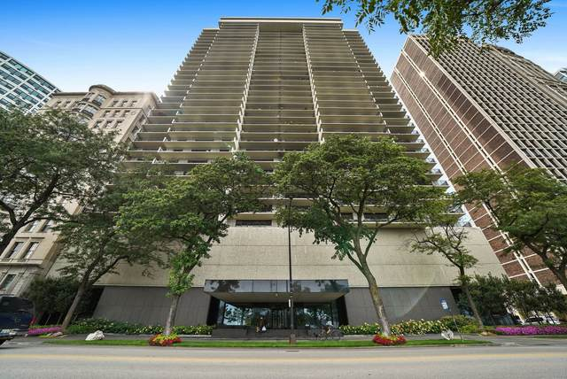 1212 N Lake Shore Drive 8CN, Chicago, IL 60610 (MLS #11249451) :: Lux Home Chicago