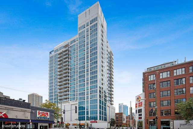 757 N Orleans Street #1509, Chicago, IL 60654 (MLS #11249461) :: Lux Home Chicago