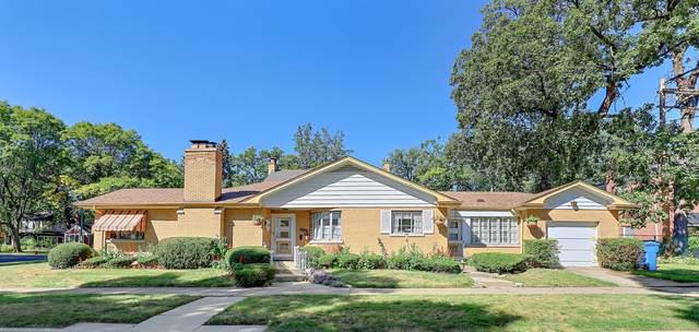 10650 S Fairfield Avenue, Chicago, IL 60655 (MLS #11249495) :: John Lyons Real Estate