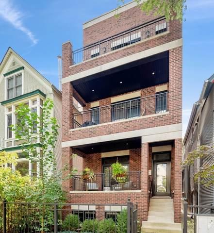 843 W Lill Avenue #1, Chicago, IL 60614 (MLS #11249500) :: Lux Home Chicago