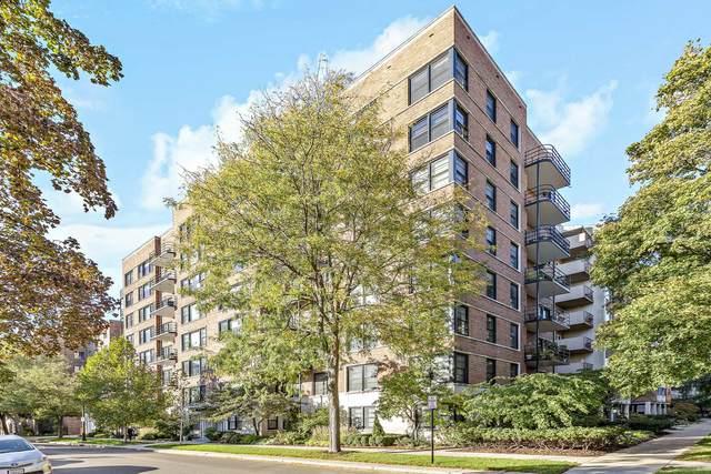 1500 Hinman Avenue #404, Evanston, IL 60201 (MLS #11249525) :: John Lyons Real Estate