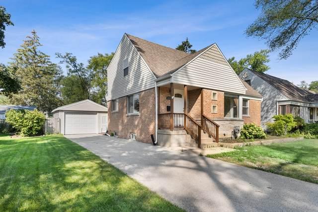 1106 N Dryden Street, Arlington Heights, IL 60004 (MLS #11249539) :: Ryan Dallas Real Estate