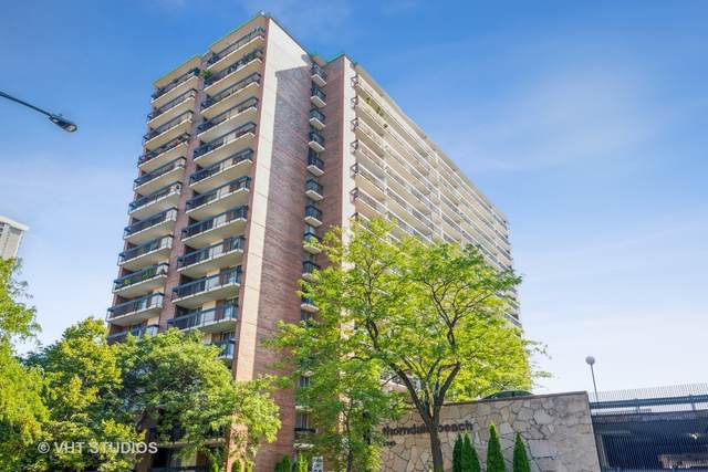 5901 N Sheridan Road 13E, Chicago, IL 60660 (MLS #11249546) :: John Lyons Real Estate