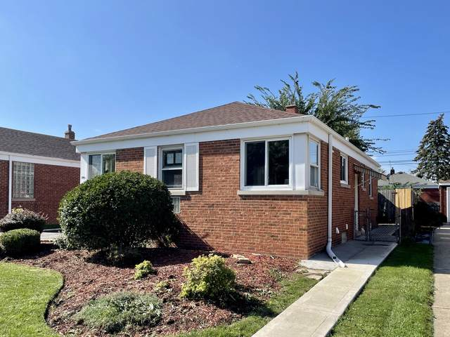 5542 N Odell Avenue, Chicago, IL 60656 (MLS #11249564) :: John Lyons Real Estate