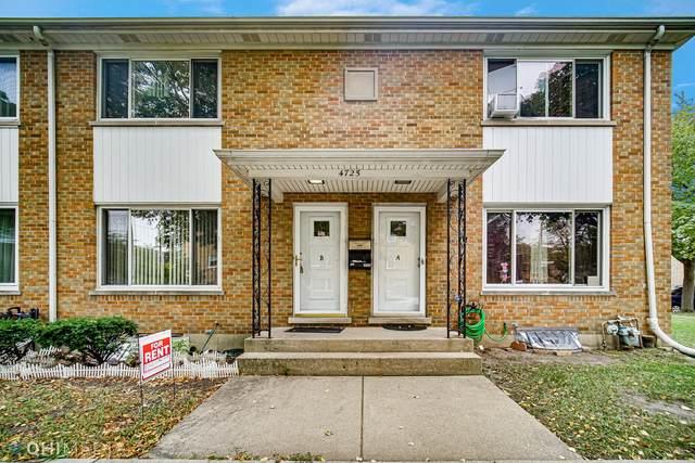 4725 Madison Street B, Skokie, IL 60076 (MLS #11249569) :: John Lyons Real Estate