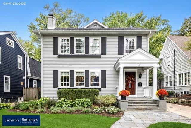 14 S Elm Street, Hinsdale, IL 60521 (MLS #11249583) :: Lux Home Chicago