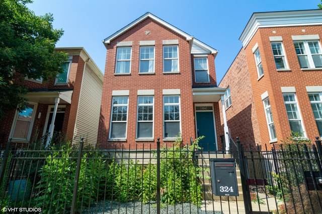 324 W Goethe Street, Chicago, IL 60638 (MLS #11249586) :: Lux Home Chicago
