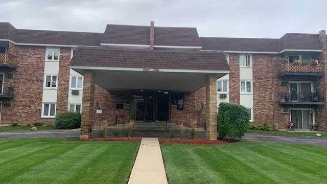 850 S Lorraine Road 2-B, Wheaton, IL 60187 (MLS #11249592) :: Lux Home Chicago