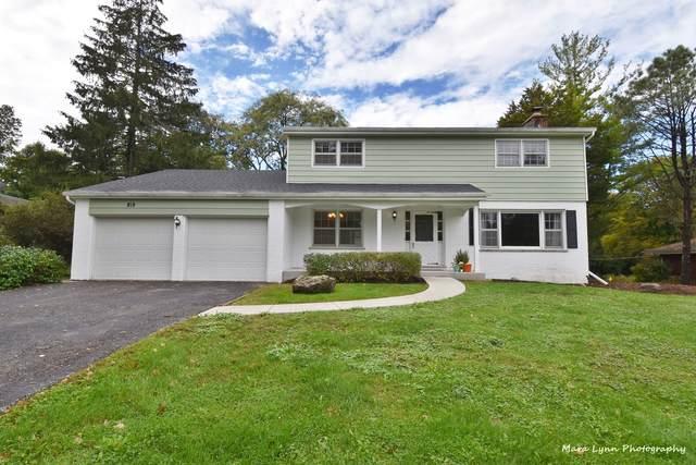 819 Mandrake Drive, Batavia, IL 60510 (MLS #11249615) :: John Lyons Real Estate