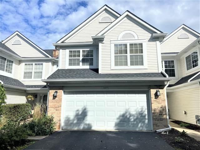 1005 Tara Lane #1005, West Chicago, IL 60185 (MLS #11249623) :: John Lyons Real Estate