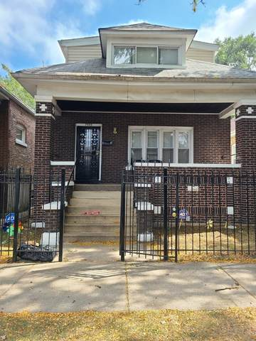7535 S Vernon Avenue, Chicago, IL 60619 (MLS #11249634) :: John Lyons Real Estate