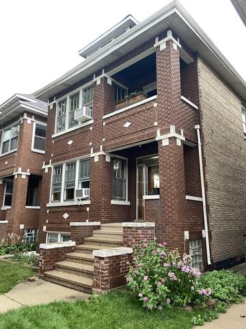 4818 S Springfield Avenue, Chicago, IL 60632 (MLS #11249638) :: The Wexler Group at Keller Williams Preferred Realty