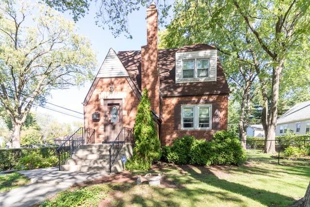 2736 W 96th Place, Evergreen Park, IL 60805 (MLS #11249645) :: John Lyons Real Estate