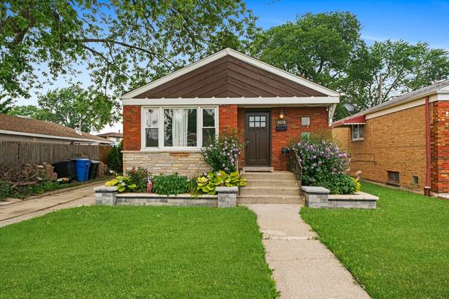 4176 W 82ND Street, Chicago, IL 60652 (MLS #11249649) :: John Lyons Real Estate