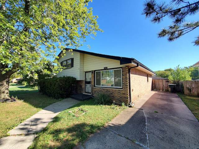 3919 168th Place, Country Club Hills, IL 60478 (MLS #11249661) :: The Wexler Group at Keller Williams Preferred Realty