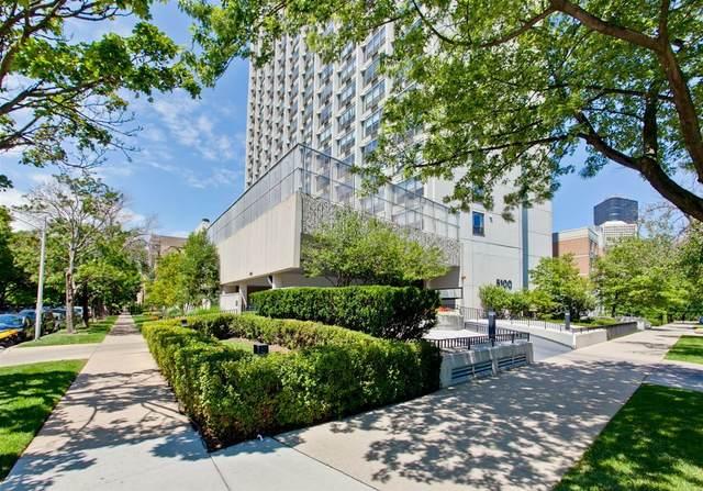 5100 N Marine Drive 11G, Chicago, IL 60640 (MLS #11249666) :: John Lyons Real Estate