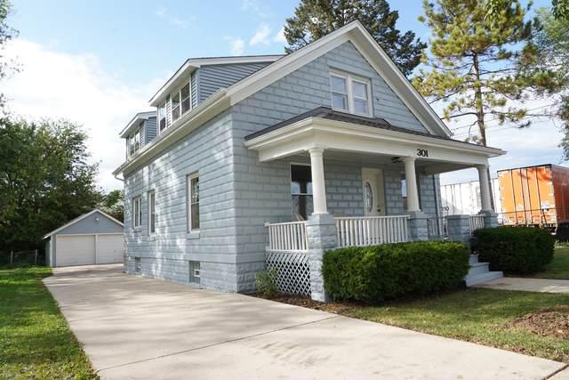 301 Cleveland Avenue, Aurora, IL 60506 (MLS #11249677) :: Ryan Dallas Real Estate