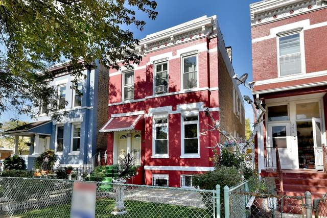 2422 W Mclean Avenue, Chicago, IL 60647 (MLS #11249679) :: John Lyons Real Estate
