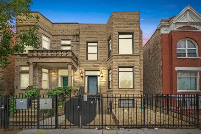 134 S Sacramento Boulevard #2, Chicago, IL 60612 (MLS #11249685) :: John Lyons Real Estate