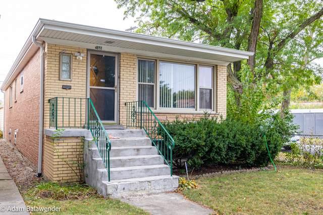 4857 W Gunnison Street, Chicago, IL 60630 (MLS #11249691) :: Lux Home Chicago