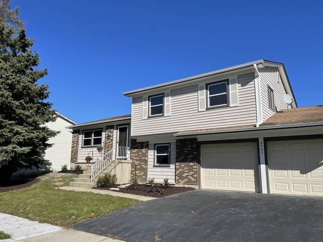 4405 Beacon Court, Hoffman Estates, IL 60192 (MLS #11249695) :: John Lyons Real Estate