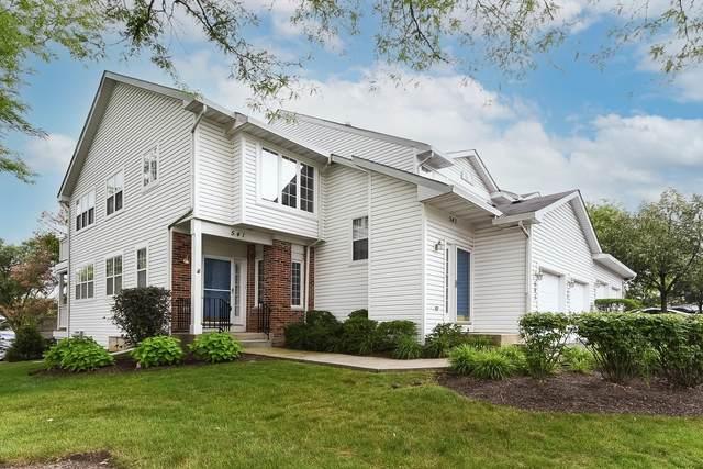 541 W Parkside Drive, Palatine, IL 60067 (MLS #11249715) :: Littlefield Group