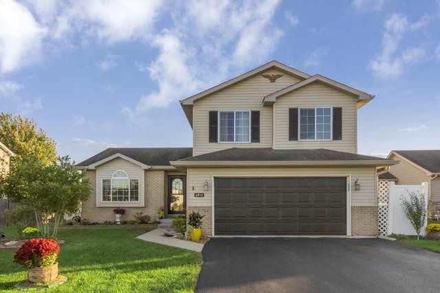 6918 Cornwall Drive, Joliet, IL 60431 (MLS #11249727) :: Littlefield Group