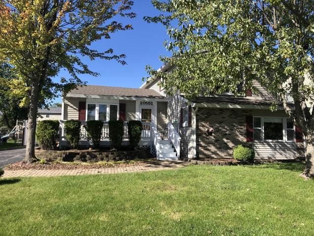 20552 S Driftwood Drive, Frankfort, IL 60423 (MLS #11249734) :: John Lyons Real Estate