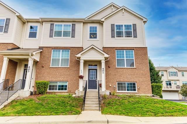 401 Lexington Lane #200, Rolling Meadows, IL 60008 (MLS #11249736) :: John Lyons Real Estate