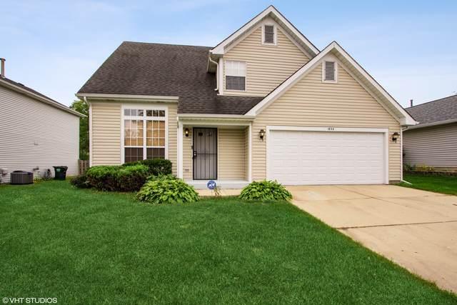 1233 Clover Lane, Hoffman Estates, IL 60192 (MLS #11249809) :: John Lyons Real Estate