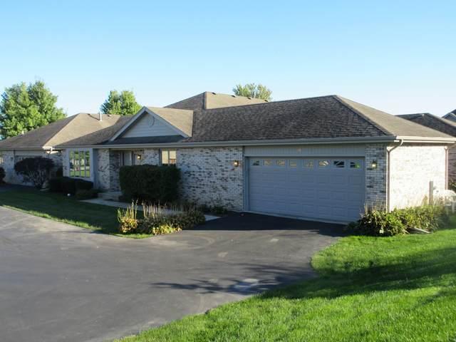 276 S Woodward Street, Beecher, IL 60401 (MLS #11249816) :: John Lyons Real Estate