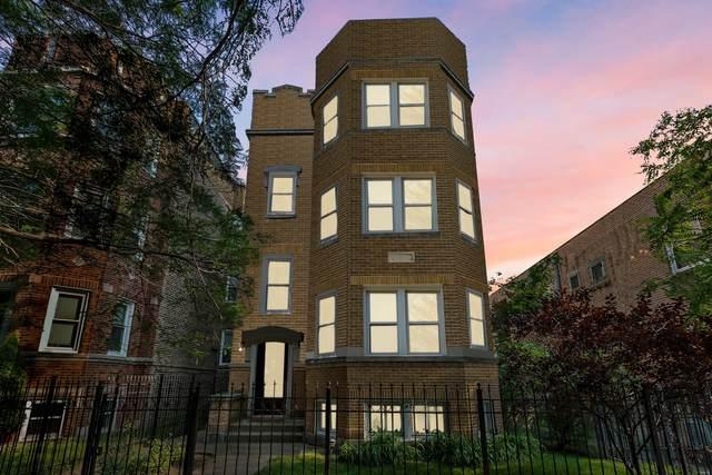 2219 W Rosemont Avenue, Chicago, IL 60659 (MLS #11249820) :: Lewke Partners - Keller Williams Success Realty