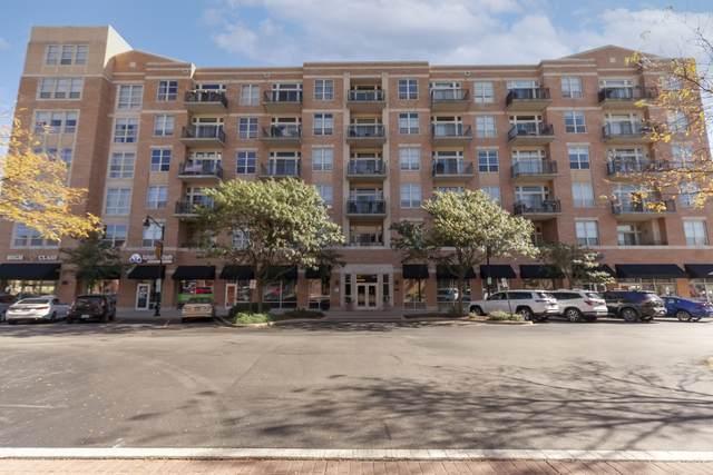 647 Metropolitan Way 406L, Des Plaines, IL 60016 (MLS #11249821) :: Ryan Dallas Real Estate